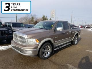 Used 2010 Dodge Ram 1500 Laramie for sale in Smiths Falls, ON
