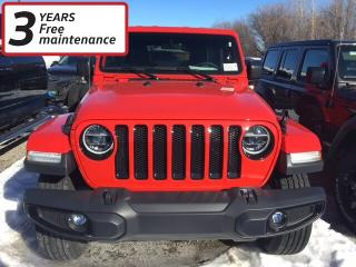 New 2020 Jeep Wrangler Unlimited Sahara Altitude for sale in Smiths Falls, ON