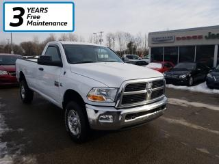 Used 2012 RAM 2500 SLT 4x4 Regular Cab 140.5 in. WB for sale in Smiths Falls, ON