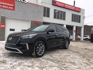 Used 2018 Hyundai Santa Fe XL Base for sale in Edmonton, AB