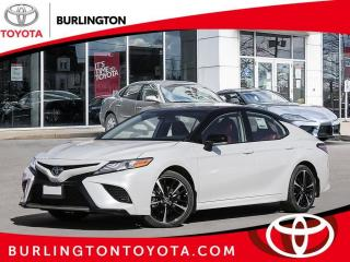 New 2020 Toyota Camry XSE Auto for sale in Burlington, ON