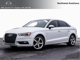 Used 2016 Audi A3 1.8T Komfort ONE OWNER OFF LEASE for sale in Concord, ON
