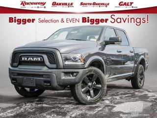 New 2019 RAM 1500 Classic Warlock for sale in Etobicoke, ON