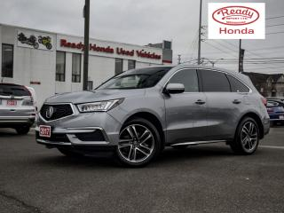 Used 2017 Acura MDX Nav Pkg - Leather - Sunroof - Rear Camera for sale in Mississauga, ON