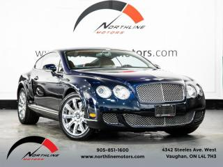 Used 2008 Bentley Continental GT W12 AWD|Navigation|Camera|Soft Close Doors for sale in Vaughan, ON