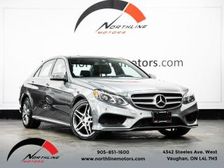 Used 2016 Mercedes-Benz E-Class E250 BlueTEC 4MATIC|AMG Sport|Navigation|Blindspot|Pano Roof for sale in Vaughan, ON
