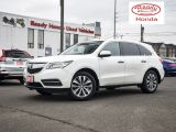 Photo of White 2016 Acura MDX
