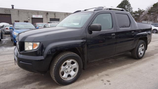 2006 Honda Ridgeline RTS-LX 4WD CERTIFIED 2YR WARRANTY *FREE ACCIDENT* CRUISE CONTROL *HONDA MAINTAINED*