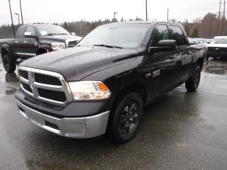 Used 2014 Dodge Ram 1500 Tradesman Crew Cab SWB 4WD for sale in Burnaby, BC