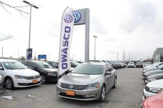 Used 2013 Volkswagen Passat 4DR SDN 2.0 TDI DSG COMFORTLINE for sale in Whitby, ON