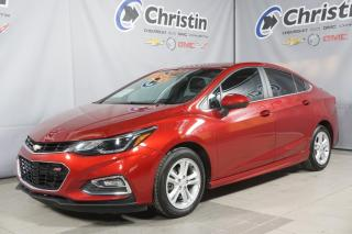 Used 2017 Chevrolet Cruze LT-RS-BANCS CHAUFFANTS-CAM DE RECUL for sale in Montréal, QC