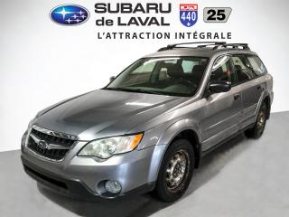 Used 2009 Subaru Outback 2.5i Touring for sale in Laval, QC