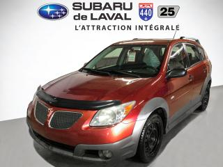 Used 2006 Pontiac Vibe 1.8L Base for sale in Laval, QC