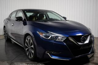 Used 2016 Nissan Maxima SR CUIR NAV MAGS A/C SIEGE CHAUFFANT for sale in St-Hubert, QC