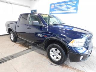Used 2018 RAM 1500 OUTDOORSMAN for sale in Listowel, ON