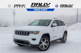 Used 2019 Jeep Grand Cherokee Limited for sale in Prince Albert, SK