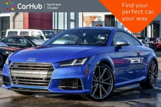 Used 2018 Audi TTS Coupe BASE for sale in Thornhill, ON