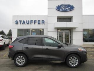 New 2020 Ford Escape S for sale in Tillsonburg, ON