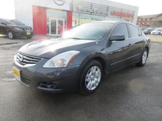 Used 2012 Nissan Altima 2.5 S for sale in Peterborough, ON