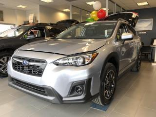New 2019 Subaru XV Crosstrek Convenience ENGINEERED TO CHANGE THE GAME, THE  2019 SUBARU CROSSTREK IS A IIHS TOP SAFETY PICK+! for sale in Charlottetown, PE