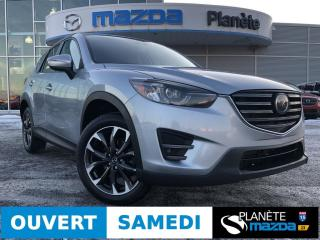 Used 2016 Mazda CX-5 GT AWD AUTO TOIT MAGS CRUISE CUIR for sale in Mascouche, QC