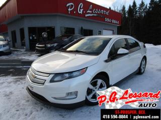 Used 2013 Chevrolet Volt Electrique for sale in St-Prosper, QC