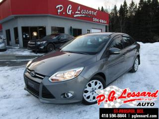 Used 2012 Ford Focus Se automatique siege chauffant for sale in St-Prosper, QC
