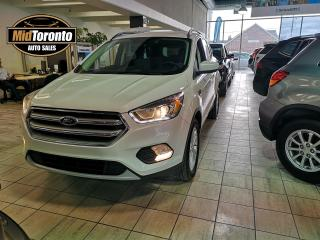 Used 2017 Ford Escape SE | 4WD | One Owner | No Accidents | Package 201A | New Brakes for sale in North York, ON