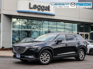 Used 2016 Mazda CX-9 GS-L  LEATHER HEATED SEATS, MOONROOF, AWD, BLUETOOTH for sale in Burlington, ON