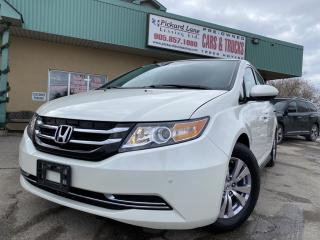 Used 2015 Honda Odyssey 7 PASSENGER||EX-L||LEATHER||BLUETOOTH||BACKUP CAMERA & MORE!! for sale in Bolton, ON