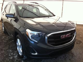 Used 2019 GMC Terrain SLE PANORAMIC SUNROOF, TRAILER TOW GRP, REVERSE CAMERA, HEATED SEATING for sale in Ottawa, ON