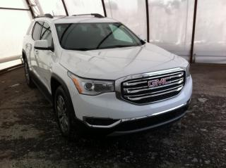 Used 2019 GMC Acadia SLE-2 7 PASSENGER SEATING, DUAL PANE SUNROOF, REAR PARK SENSE, POWER LIFTGATE, FACTORY REMOTE STARTER for sale in Ottawa, ON