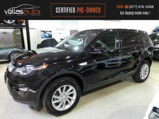 Used 2019 Land Rover Discovery Sport HSE| AWD| NAVIGATION| PANO RF for sale in Vaughan, ON