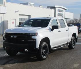 New 2020 Chevrolet Silverado 1500 LT Trail Boss for sale in Peterborough, ON