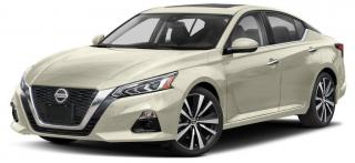 New 2020 Nissan Altima 2.5 Platinum for sale in Richmond Hill, ON