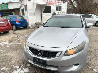 Used 2008 Honda Accord 2008 Accurd Cope EX Automatic 4 Cly for sale in Toronto, ON