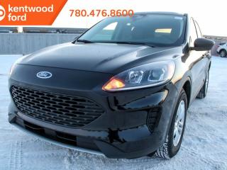 New 2020 Ford Escape SE 200A FWD 1.5L Ecoboost, Heated Seats, Auto Start/Stop, Lane Keeping System, Pre-Collision Assist, Remote Keyless Entry/Keypad, and Reverse Camera System for sale in Edmonton, AB