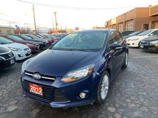 Used 2012 Ford Focus Titanium for sale in Hamilton, ON