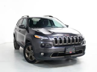 Used 2016 Jeep Cherokee NORTH   PANO   NAVI   CAM for sale in Vaughan, ON