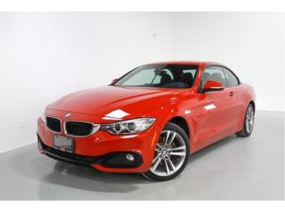 Used 2016 BMW 4 Series 428i xDrive   1 OWNER   CONVERTIBLE   NAVIGATION for sale in Vaughan, ON