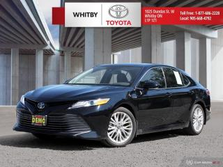 Used 2020 Toyota Camry HYBRID XLE for sale in Whitby, ON