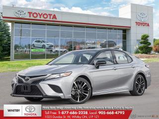 New 2020 Toyota CAMRY XSE LB30 for sale in Whitby, ON