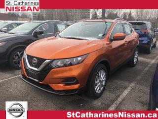 New 2020 Nissan Qashqai SV AWD CVT for sale in St. Catharines, ON