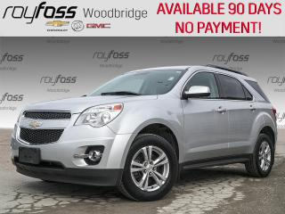 Used 2013 Chevrolet Equinox AWD 2LT, Backup cam, Pioneer for sale in Woodbridge, ON