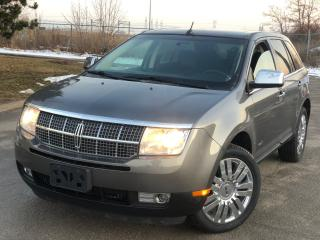 Used 2010 Lincoln MKX for sale in Brampton, ON