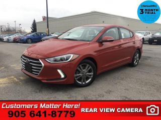 Used 2018 Hyundai Elantra GL Auto  APPLE-AUTO CAM HS ALLOYS BT for sale in St. Catharines, ON