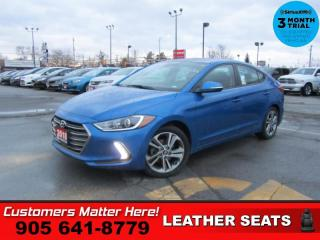 Used 2018 Hyundai Elantra GLS Auto  LEATH ROOF HS CAM BS BT for sale in St. Catharines, ON