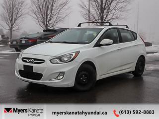 Used 2012 Hyundai Accent GLS  - $94 B/W - Low Mileage for sale in Kanata, ON