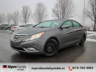 Used 2013 Hyundai Sonata GL  - $91 B/W - Low Mileage for sale in Kanata, ON