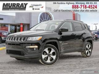Used 2018 Jeep Compass North 4x4 *One Owner   Remote Start   NAV* for sale in Winnipeg, MB